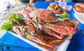 steamed crabs in Thai style - PhotoDune Item for Sale