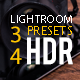 Natural HDR Lightroom Presets - GraphicRiver Item for Sale