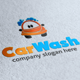 Car Wash Logo - GraphicRiver Item for Sale