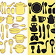Cooking Utensils - GraphicRiver Item for Sale
