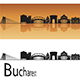 Bucharest Skyline - GraphicRiver Item for Sale