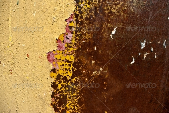 GraphicRiver Rusty grunge texture 4725663