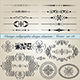 Vintage Calligraphic Design Elements - GraphicRiver Item for Sale