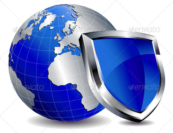 GraphicRiver Shield Protection 4726539