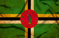 Dominica waving flag - PhotoDune Item for Sale