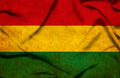Bolivia waving flag - PhotoDune Item for Sale