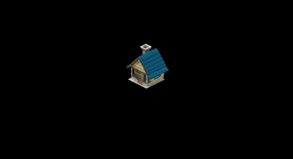 3DOcean Family House 04 4727583