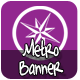 Metro Banner - CodeCanyon Item for Sale