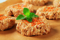 Raw vegetable patties - PhotoDune Item for Sale