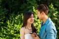 Young Adult happy after proposal for marriage - PhotoDune Item for Sale