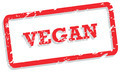 Vegan Rubber Stamp - PhotoDune Item for Sale