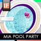 Miami Pool Party Flyer - GraphicRiver Item for Sale