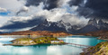 Torres del Paine, Lake Pehoe - PhotoDune Item for Sale