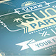 Sun Party Flyer - GraphicRiver Item for Sale