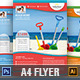 Travel Flyer Vol.2 - GraphicRiver Item for Sale