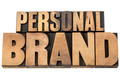 personal brand in wood type - PhotoDune Item for Sale