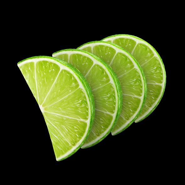 3DOcean Lemon Slice 4734515