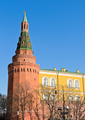 Tower of Moscow Kremlin, Russia - PhotoDune Item for Sale