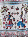 ukrainian national embroidery of man and woman - PhotoDune Item for Sale