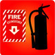 fire extinguisher sign - PhotoDune Item for Sale