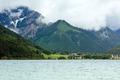 Achensee summer landscape (Austria). - PhotoDune Item for Sale