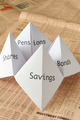Origami fortune teller - PhotoDune Item for Sale