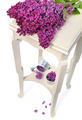 lilas on little table - PhotoDune Item for Sale