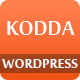 Kodda - Modern and Responsive WordPress Menu  - CodeCanyon Item for Sale