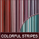 Colorful Stripes Background - GraphicRiver Item for Sale