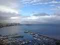 Amazing view of Gulf of Naples in Winter season - PhotoDune Item for Sale