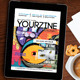 iPad Tablet Magazine Template 28 Pages - GraphicRiver Item for Sale