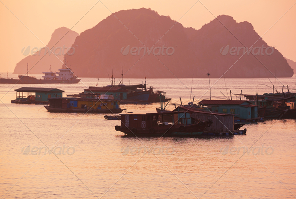 Halong - Stock Photo - Images