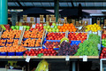 Fruits stand - PhotoDune Item for Sale