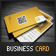 Orange Premium Business Card - GraphicRiver Item for Sale