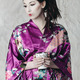 a brunette in traditional asian clothing and makeup - PhotoDune Item for Sale