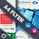 Cloud Systems Flyer Template - GraphicRiver Item for Sale