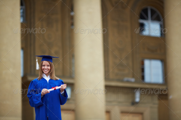 Graduation day - Stock Photo - Images