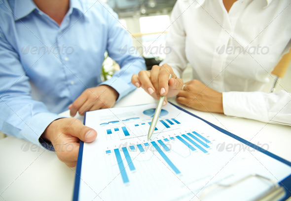Business analysis - Stock Photo - Images