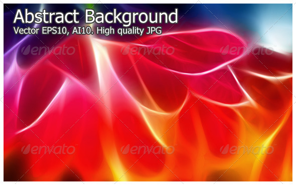 GraphicRiver Abstract Background Vector 4742004