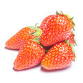 Strawberry isolated on white background with shadow - PhotoDune Item for Sale
