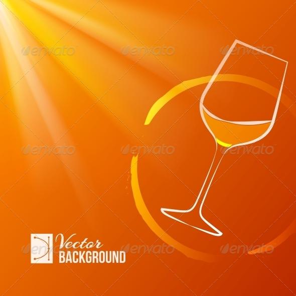 GraphicRiver Wine Glass 4743654
