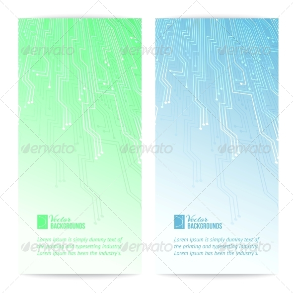 GraphicRiver Computer Cards 4743727