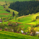 Rural landscape in the Carpathian mountains - PhotoDune Item for Sale