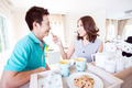 couple with breakfast - PhotoDune Item for Sale