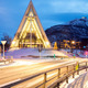 Arctic Cathedral Tromso Norway - PhotoDune Item for Sale