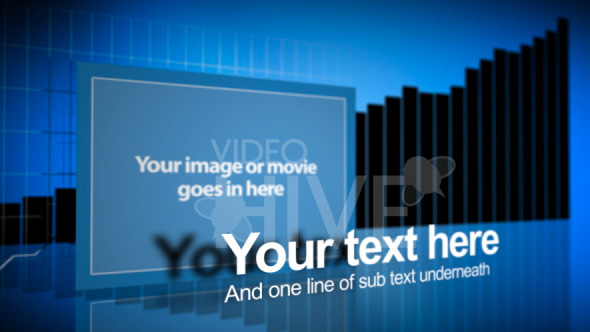 After Effects Project - Corporate Business 54394