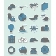 Travel Vector Set - GraphicRiver Item for Sale
