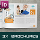 3x Business / Corporate Multi-purpose A4 Brochures - GraphicRiver Item for Sale