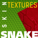 Snakeskin Texture Backgrounds - GraphicRiver Item for Sale