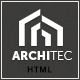 Architec - Architecture HTML Template - ThemeForest Item for Sale